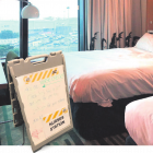 An Oamaru man is concerned processes are not being followed at the Novotel Auckland Airport, the...