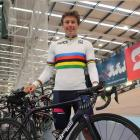 Southland world champion track cyclist Corbin Strong will spend the rest of the year training in...