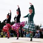 The Hororata Highland Games will forge ahead this year and return for its 10th anniversary. Photo...