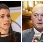 """Todd Muller says Prime Minister Jacinda Ardern needs to make """"another captain's call"""" to protect..."""