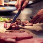 Most existing dietary guidelines recommend cutting down on read meat. Photo: Getty Images