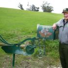 World famous in Palmerston . . . Noel Sheat's land and letterbox are testimony to his lifelong...