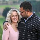 Jemma Barltrop and Siale Tunoka shelved their wedding because of Covid-19. Tomorrow,  at their...