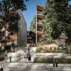 Concept designs for the Lakeview site. IMAGES: SUPPLIED
