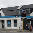 The Otago University branch of the ANZ bank on the corner of Cumberland and Albany Sts. PHOTO:...