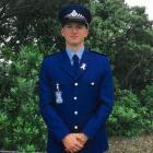 Constable Matthew Hunt. Photo: Supplied / NZ Police
