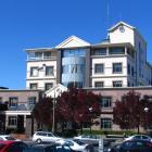 Dunedin Central Police Station. Photo: ODT files