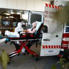 Residents of Epping Gardens Aged Care Facility in Melbourne have been transported to hospital...