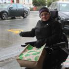 Tracy Peters believes Invercargill could be more wheelchair friendly. PHOTOS: LUISA GIRAO