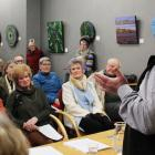 Guest speaker Lindsay Buckingham believes the museum should not be closed as it was not deemed...