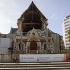 The project to restore Christ Church Cathedral will cost more than the $104 million originally...