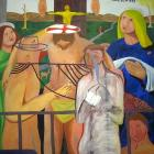 Religious and Allegorical Painting, by Jeffrey Harris