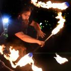 Former president of the Dunedin Fire and Circus Club Josh Smith says he has been accused of...