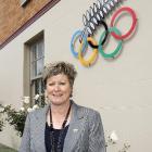 Kereyn Smith. Photo by NZPA