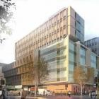 New Dunedin Hospital blueprint. PHOTO: ODT FILES