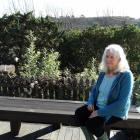 Douglas Tce resident Ann Mackay is upset several trees have been removed from the area around the...