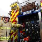Weston Volunteer Fire Brigade chief fire officer Bevan Koppert says it can be difficult for...