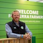 Fonterra FarmSource regional head for Otago and Southland Mark Robinson. PHOTO: SUPPLIED