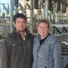 Fourth generation farmer Luke Kane is the new Federated Farmers' Otago provincial dairy chairman....