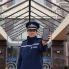 Southern police district road policing manager Inspector Amelia Steel targeted motorists using...