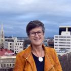 Outgoing Dunedin City Council chief executive Sue Bidrose surveys the city she has served for...