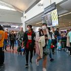 Face masks could become the new normal if New Zealand gets another Covid-19 outbreak. Photo: NZ...