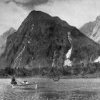 Arthur River, Milford Sound. — Otago Witness, 17.8.1920.