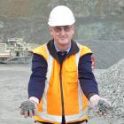Clutha District Council roading team leader James Allison hopes a whole heap of hard science can...