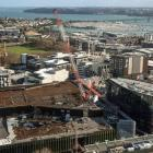 Fletcher Building is constructing New Zealand International Convention Centre in downtown...