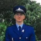 Constable Matthew Hunt. Photo: Supplied