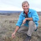 Dr Barrie Wills sees land condition and vegetation monitoring as a remarkably valuable...