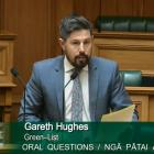 Outgoing MP Gareth Hughes' experience helped new cohorts of Green Party MPs acclimatise to life...
