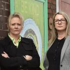 Victoria Robertson (left) and Emily Richards are downsizing their human resources and recruitment...