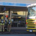 Fire and Emergency New Zealand was sent to the ACC building  in Spey St, Invercargill, yesterday....