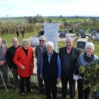Forest Hill Cemetery Trust members commemorated 100 years since the first interment at the...