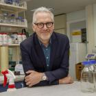 David Murdoch is a recipient of University of Otago's distinguished research medal. Photo: Geoff...