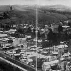 Lawrence, county town of Tuapeka, Otago. — Otago Witness, 7.9.1920.