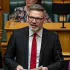 Iain Lees-Galloway. Photo: NZ Herald