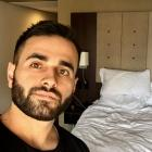 Dunedin man Mustafa Boztas is quarantining in Auckland as he waits to face the Christchurch...