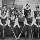 The Otago ladies' hockey team. — Otago Witness, 24.8.1920. ...