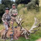 Rachel Stewart, of Leithen Valley Hunts, has had no trophy-hunting clients from overseas since...