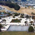 Mount Aspiring College. PHOTO: ODT FILES