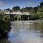 The Waikato River, near Tuakau, 10 of 37 samples taken over the decade carried E.coli levels that...