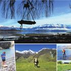 The Wanaka Catchment Group is focused on looking after and respecting its environment; pictured,...