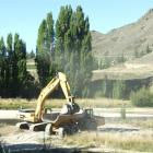 Work begins this week on removing sediment from the bed of the Manuherikia River at Alexandra and...
