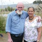 Tahakopa conservationists Owen and Wikitoria McNutt are concerned about a recent decline in mohua...
