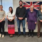 Central Otago residents were granted citizenship via the postal service due to Covid restrictions...
