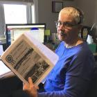Show administrator Lucille Brown fields phone calls after news broke of the cancellation of the...