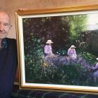 Central Otago landscape artist Denis Kent is having a retrospective exhibition at Henderson...