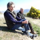 Gillian and John McLaren believe non-native trees at Bendigo are worth saving. PHOTOS: MARK PRICE...